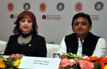 SENATOR ASHA SETH LEADS CANADIAN TRADE MISSION TO INDIA'S LARGEST CONSUMER MARKET